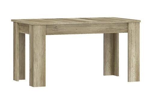 Stół rozkładany SKY 140/180 country szary
