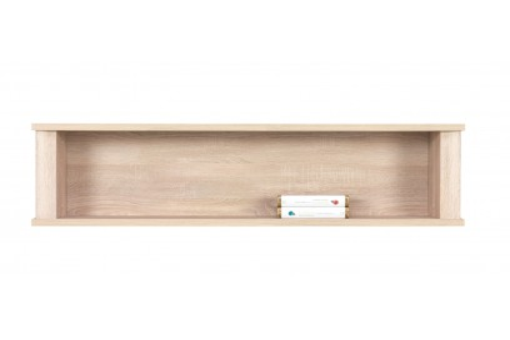 Półka Finezja 120 cm dąb sonoma