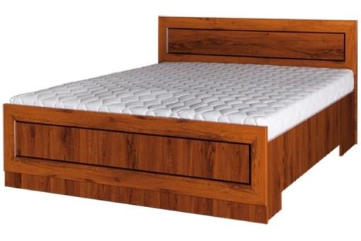 Łóżko Tytan 140x200 cm - 2 kolory do wyboru