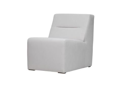 Sofa pojedyncza Zonda 62 cm
