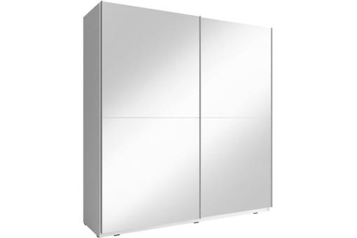 Szafa Mirka 3 biały mat 150 cm