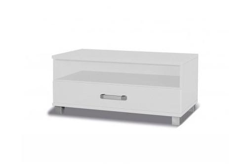 Komoda 1 szuflada Maximus 100 cm biały