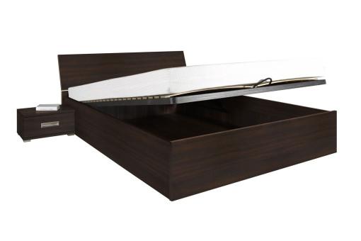 Łóżko z pojemnikiem Penelopa 194 cm - 4 kolory do wyboru