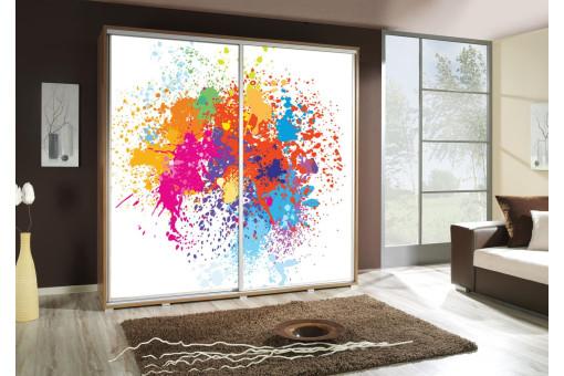 Szafa Penelopa Art 1 205 cm - 4 kolory