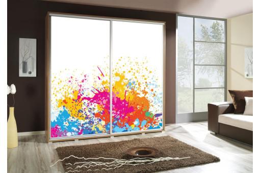 Szafa Penelopa Art 2 205 cm - 4 kolory
