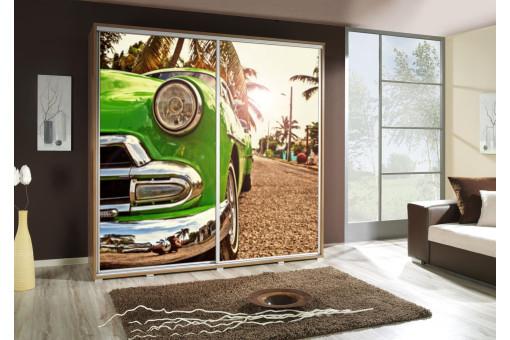 Szafa Penelopa Auto 2 205 cm- 4 kolory