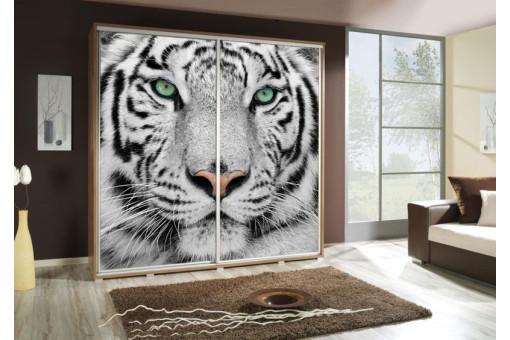 Szafa Penelopa Tygrys 205 cm - 4 kolory