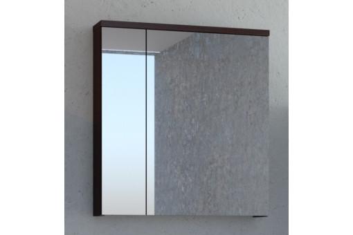 Szafka z lustrem Porto wenge