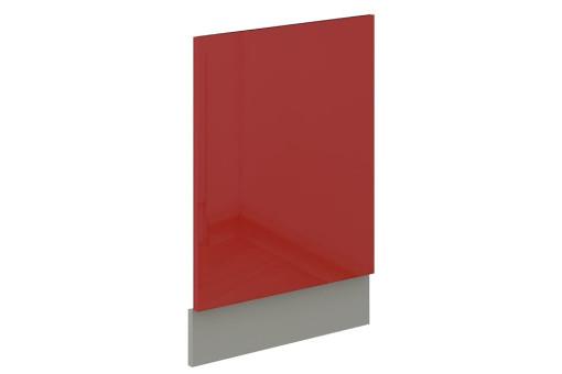 Front do zmywarki Aga czerwony połysk 570x466