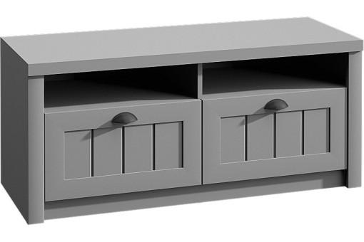 Ławka LWK Prowansja 111 cm grey