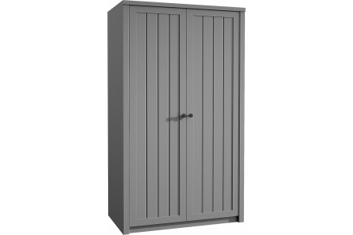 Szafa S2D Prowansja 90 cm grey