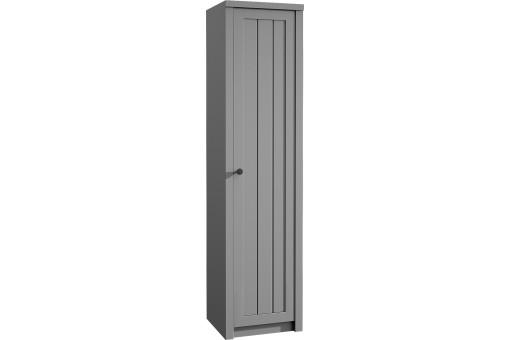 Szafa S1D Prowansja 50 cm grey