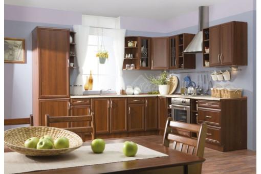 Zestaw kuchenny Sycylia 2 orzech milano