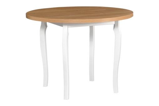 Stół Poli 3 grandson/biały
