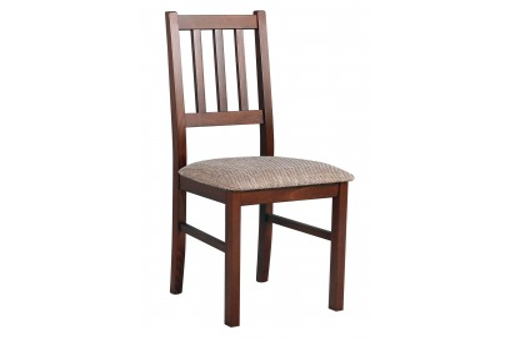Krzesło Boss 4 orzech,tk2