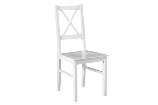 Krzesło Nilo 10 D biały
