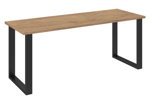 Stół industrialny 185x67 cm Lancelot