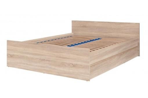 Łóżko Cosmo 150 cm dąb sonoma